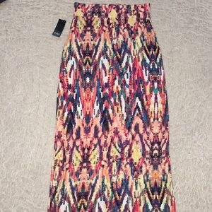 Tiger Dreams Maxi Skirt - NWT